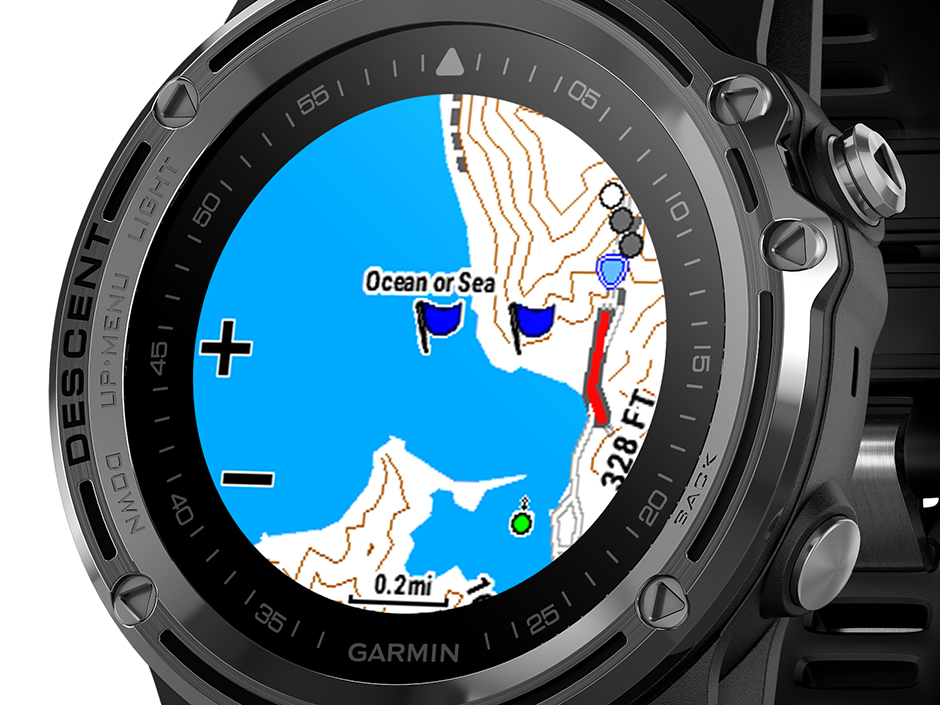 PowerWatch WATCH NEWS|GARMIN/ガーミン|ディーセント マークワン