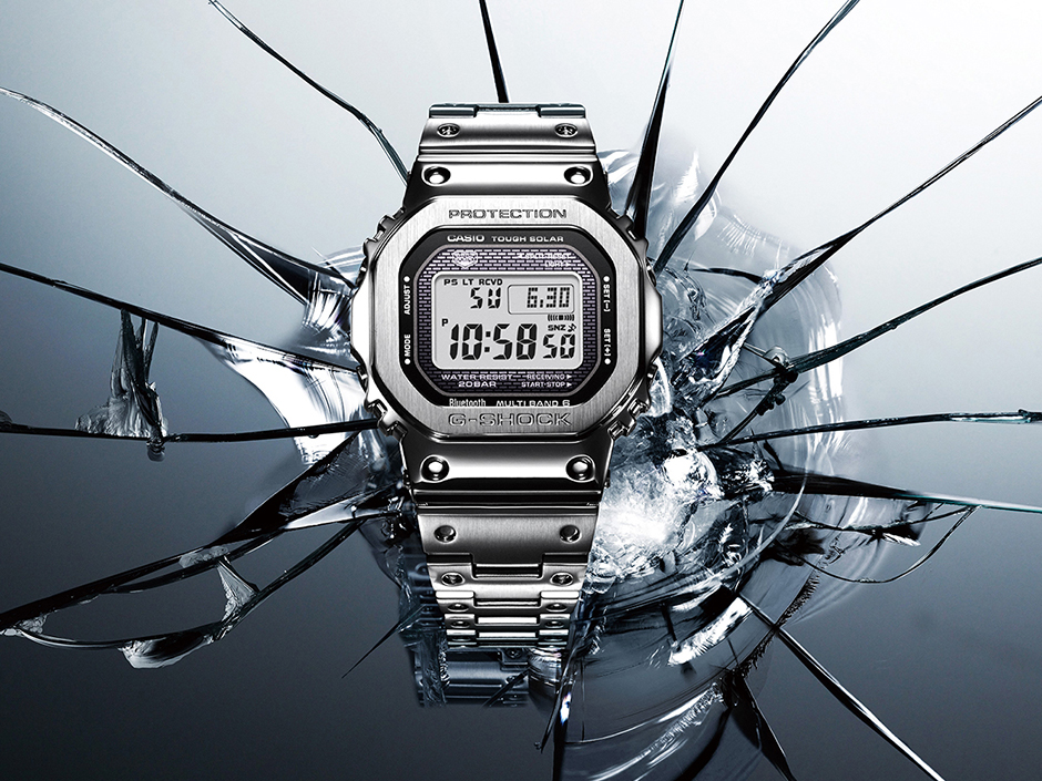 PowerWatch WATCH NEWS|G-SHOCK/ジーショック|GMW-B5000