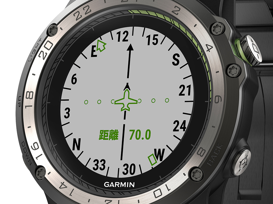 PowerWatch WATCH NEWS|GARMIN/ガーミン|ディーツー チャーリー