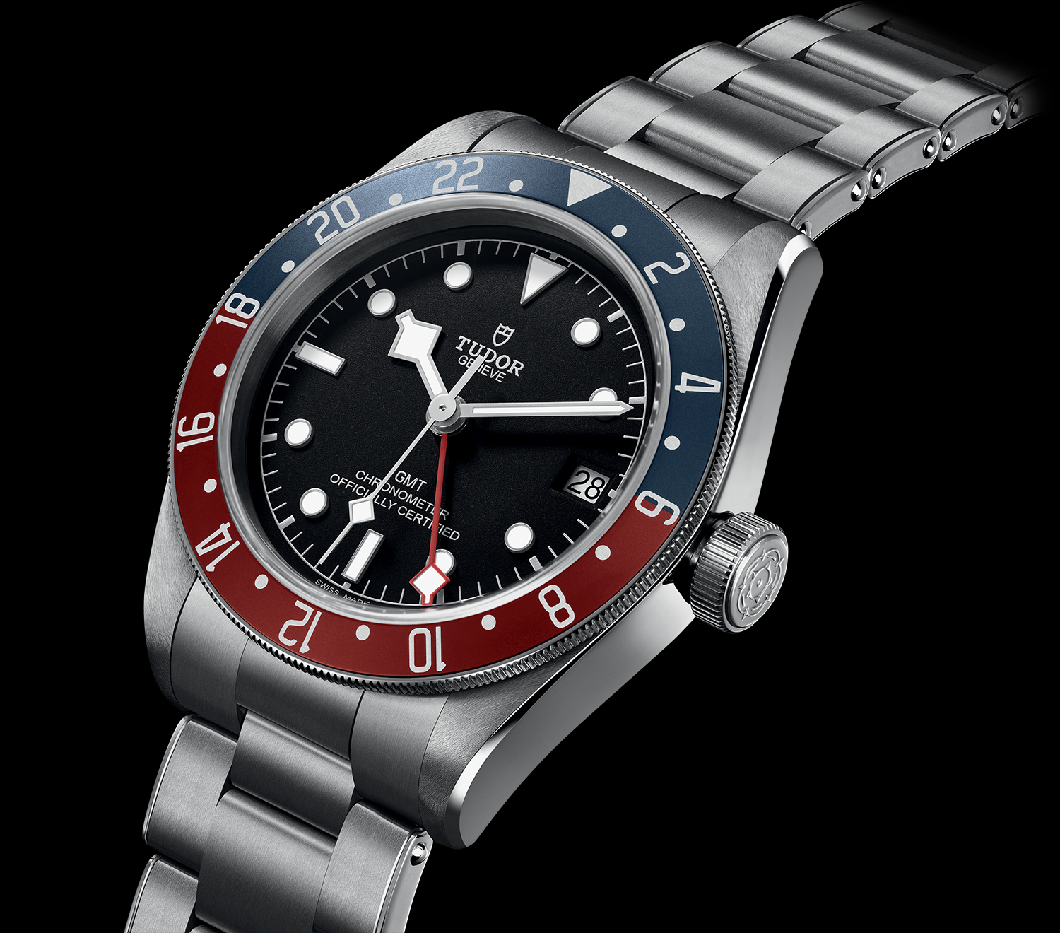 PowerWatch WATCH NEWS|TUDOR/チュードル/BLACK BAY GMT/ブラックベイGMT