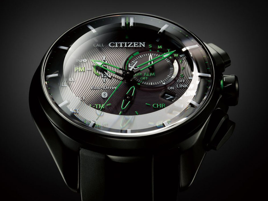 PowerWatch WATCH NEWS|CITIZEN/シチズン|エコ・ドライブ Bluetooth W770
