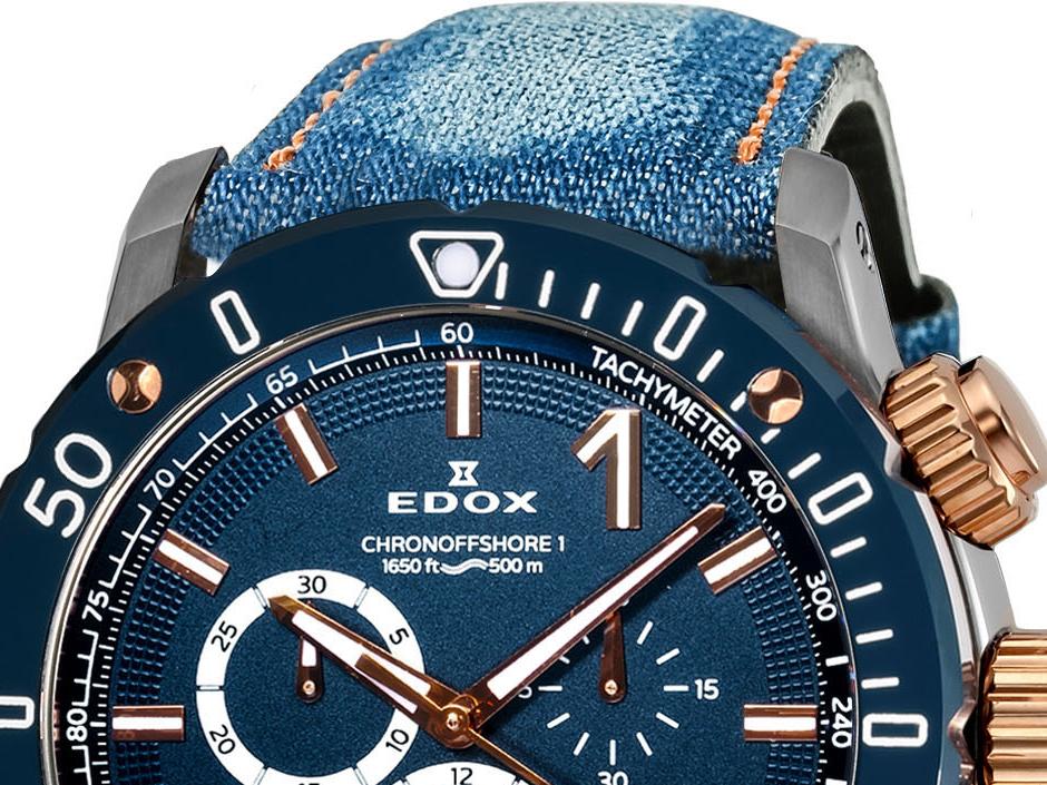 PowerWatch WATCH NEWS|EDOX/エドックス|クロノオフショア1 クロノグラフ スペシャルエディション