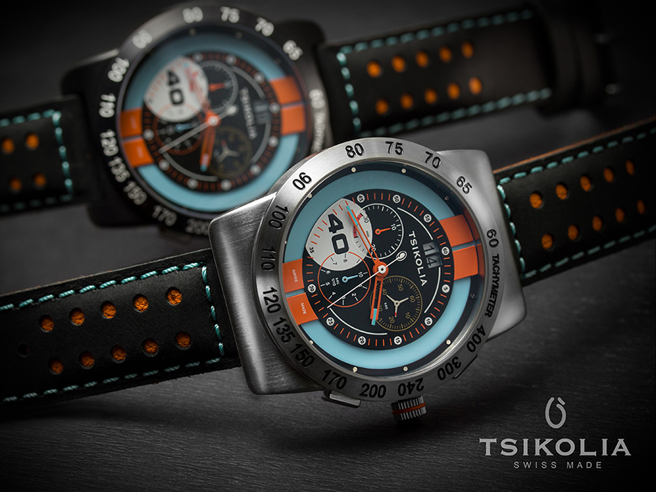 PowerWatch WATCH NEWS|TSIKOLIA/チコリア|GT-40