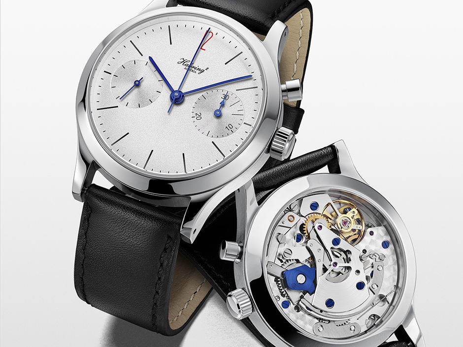 PowerWatch WATCH NEWS Habring 2/ハブリング 2 クロノ フェリックス