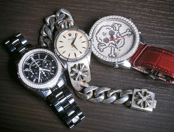 newest 16955 59468 コロッケ-男の肖像時計の選択(パワーウオッチVol.85) | Watch ...